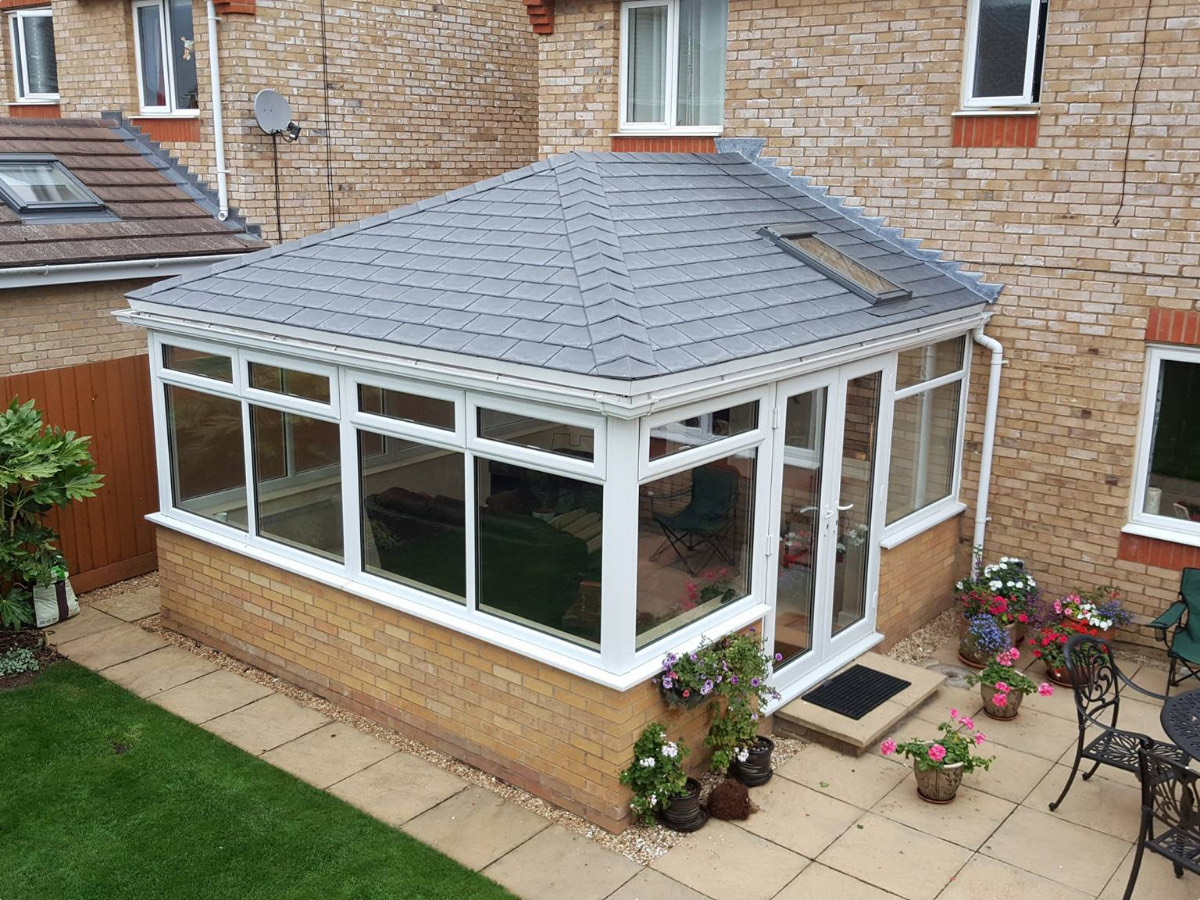 Tiled Conservatory Roofs Northampton