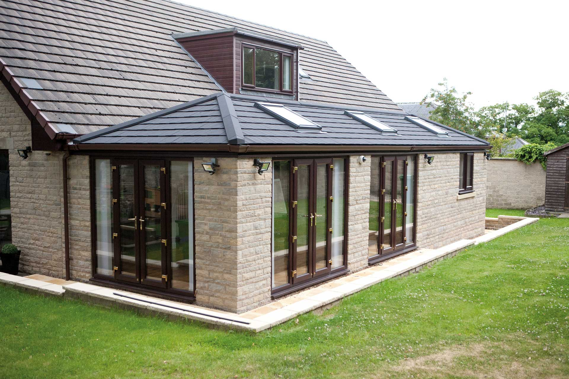 Tiled conservatory roofs Bicester